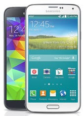 Experiences with the Samsung Galaxy S5 on AT&T, Sprint, and T-Mobile