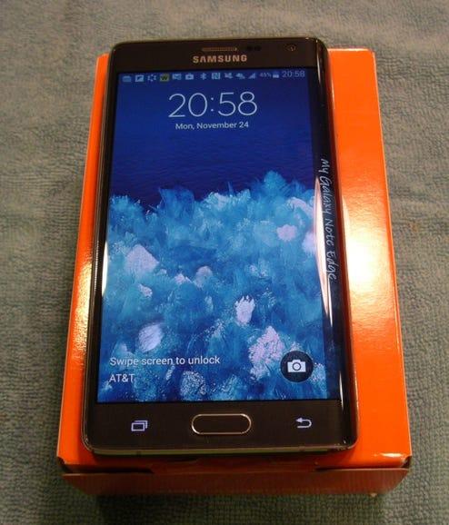 AT&T Samsung Galaxy Note Edge