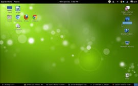 Hundreds of thousands of people are switching to the Linux desktop.