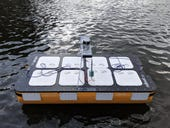 MIT's autonomous boats take to the water in Amsterdam