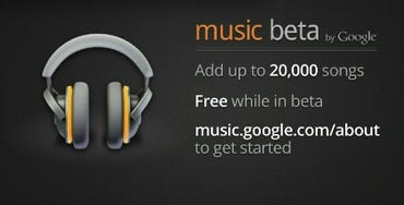 Google Music Beta - Android