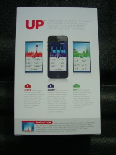 The back of the retail package shows the three main modules