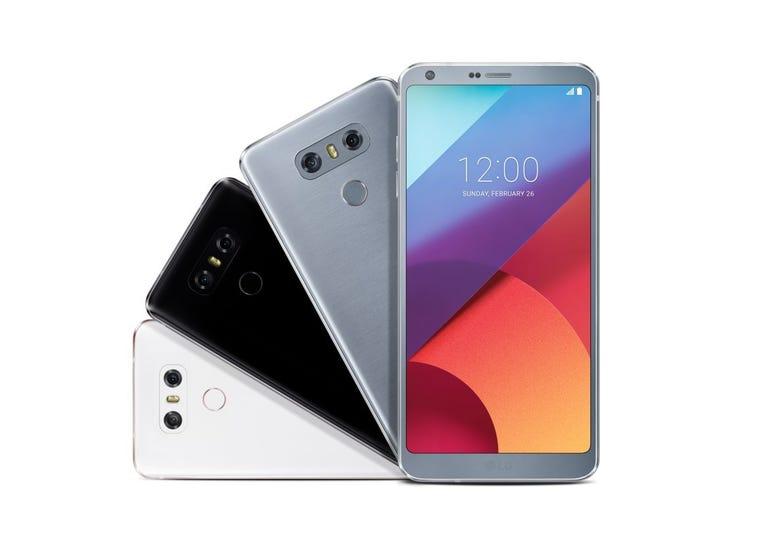 2017: LG G6