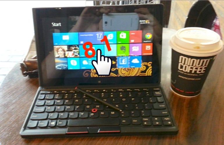 ThinkPad Tablet 2 Windows 8.1