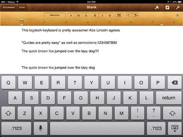 Pages old keyboard