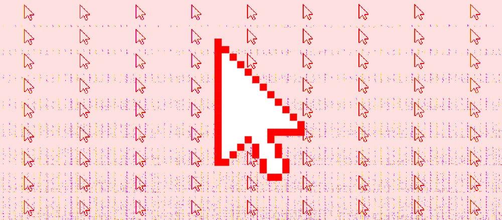 mouse cursor clickjacking