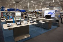 Samsung, Apple set up for Best Buy showdown