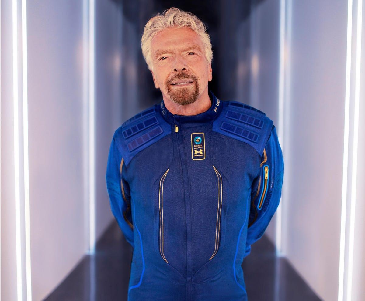 Vidéo : Richard Branson atteint de nouveaux sommets avec Virgin Galactic