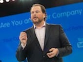 Salesforce CEO on SAP, Oracle: We're the 'customer company'