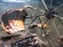 Water powered spit roast