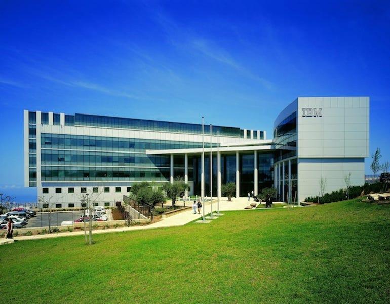 magen_IBM-HQ_Haifa