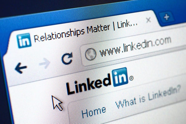 LinkedIn hack hits the headlines — for a second time