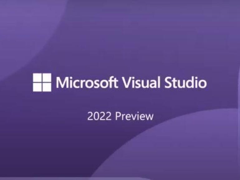 Microsoft rolls out Visual Studio 2022 Preview 1