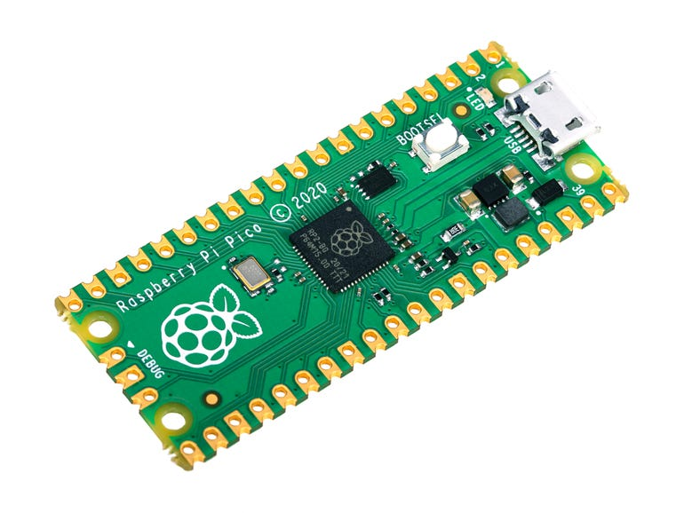 Now you can run Unix on the tiny $4 Raspberry Pi Pico | ZDNet