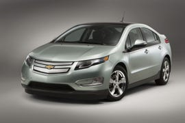 Ford edged Chevrolet in terms of overall brand awareness, but the Chevy Volt was king when it came to individual models.