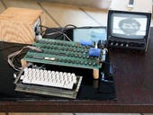 Apple 1 goes under the hammer for world record price