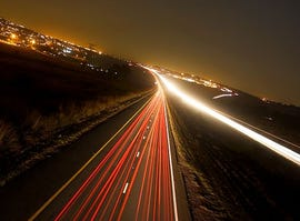 A fast lane on the Information Superhighway?