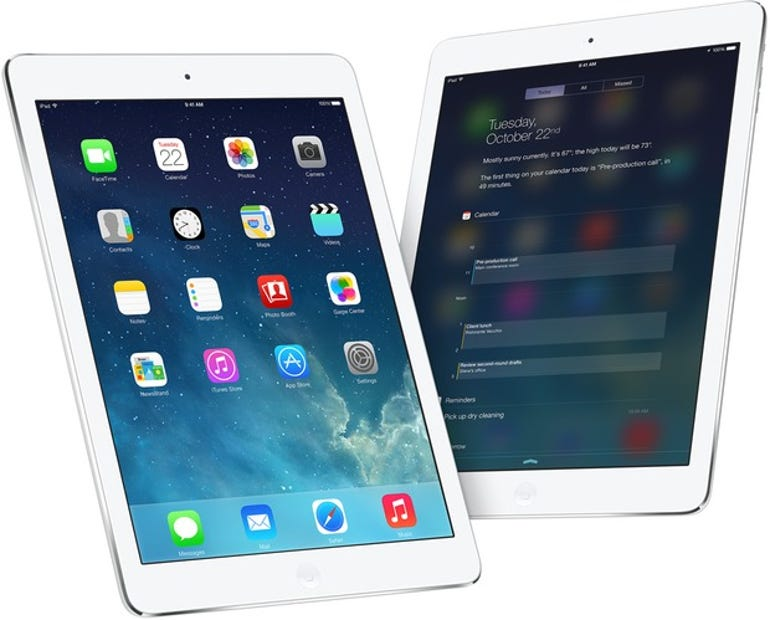 Apple iPad Air reviews are in: World's best tablet gets even better