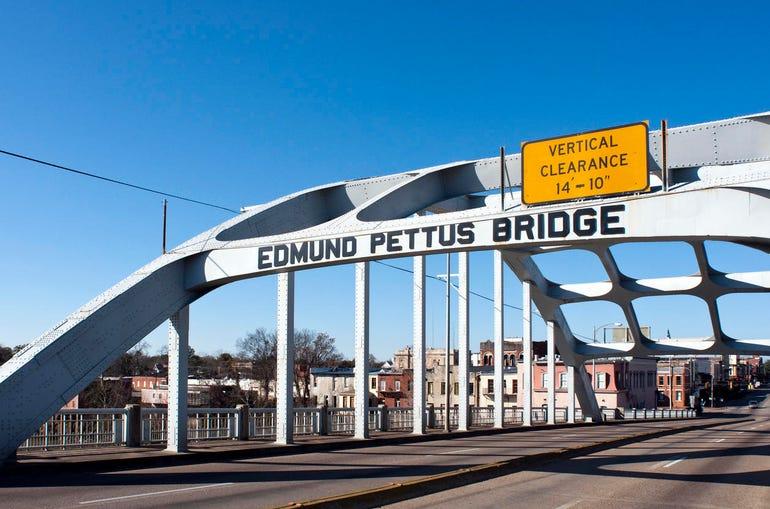 Black History Month: The Edmund Pettus Bridge