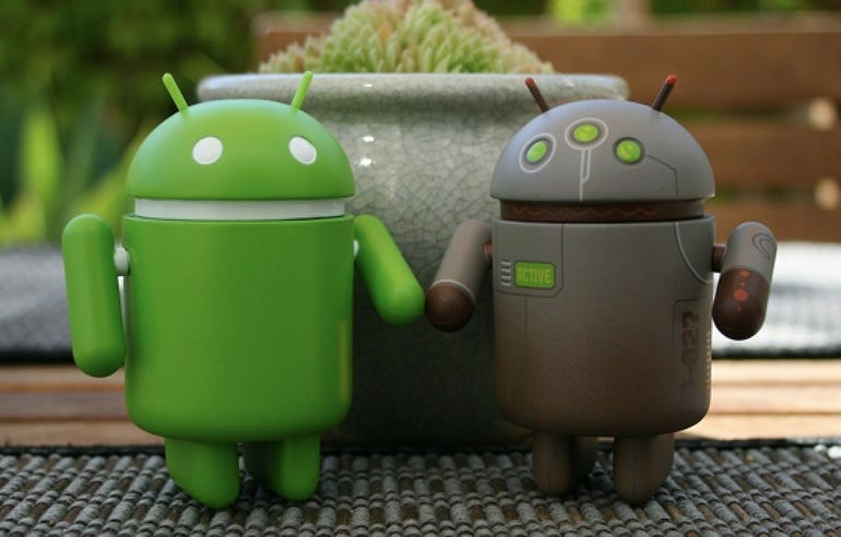 Android on the RAMPage