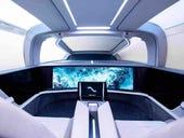 Baidu unveils concept autonomous 'Robocar'