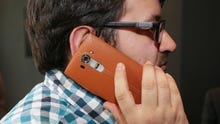 With leather-clad G4, LG fashions a rival to Apple and Samsung