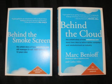 Can You Pick the REAL CRM/Cloud Book?