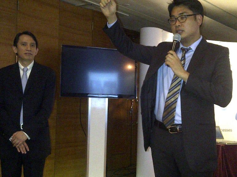 Richard Tan Lexmark SEASAT Regional Country Manager
