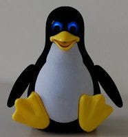 OK, so who owns a Tux Droid?