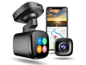 Jomise K7 dash cam review: Compact in-car monitoring with some cool app features