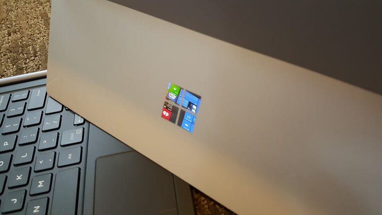 Glossy Windows logo