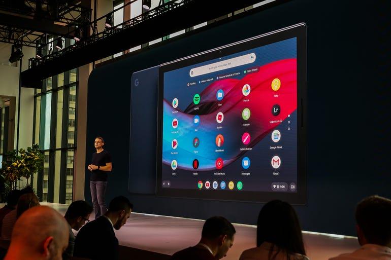 Pixel Slate: A detachable Chrome OS tablet