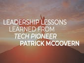 Leadership lessons learned from tech pioneer Patrick McGovern