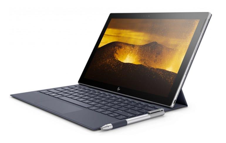 HP Envy x2 2-in-1 Intel laptop