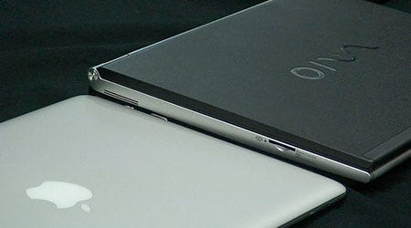 Details surface on the MacBook Air