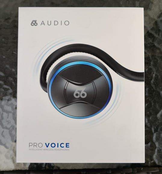 Pro Voice retail package