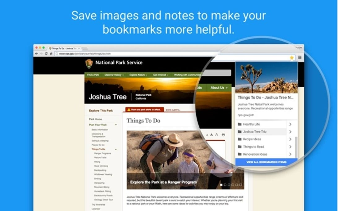 Google Bookmark Manager