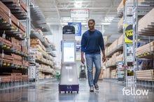 Lowe's introduces autonomous service robots to retail stores