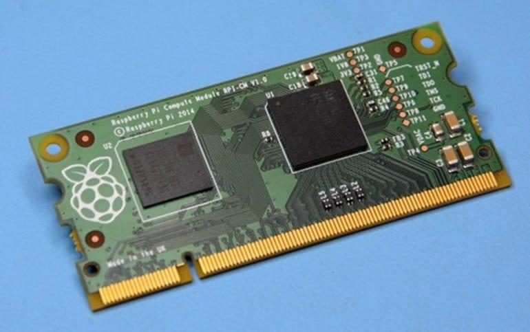 Raspberry Pi Compute Module