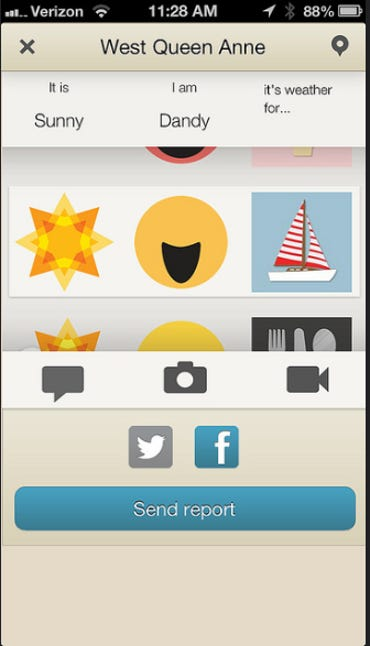 """Weathermob, """"Waze for weather"""" app acquired by Weathernews ZDNet"""