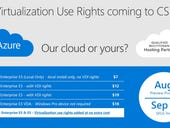 Windows 10 virtualization available from Microsoft cloud partners starting this fall