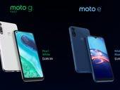 Motorola launches revamped budget Moto e, Moto g fast