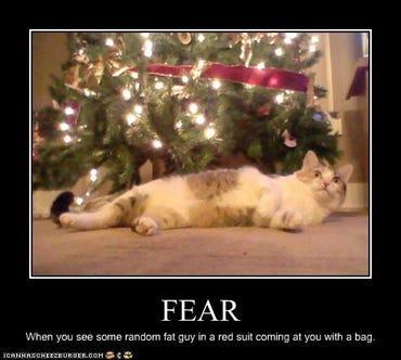LOLcat Inspirational Poster