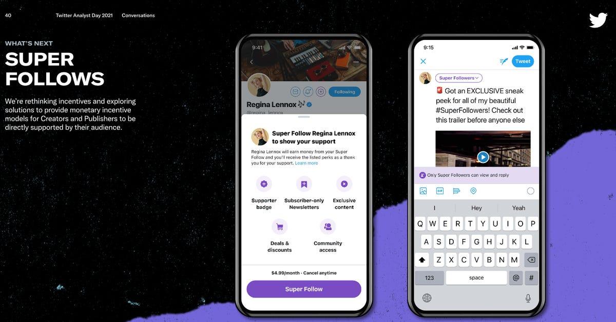 Twitter lance les controversés