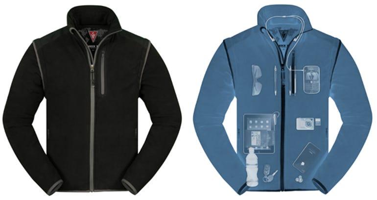 ScotteVest Fleece Jacket 7.0: Geek clothing from the Gods - Jason O'Grady