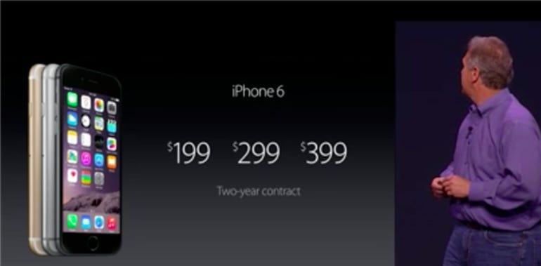 iphone6 pricea