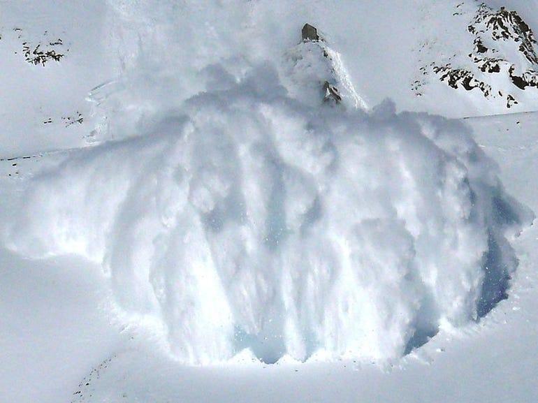 avalanche wikimedia commons