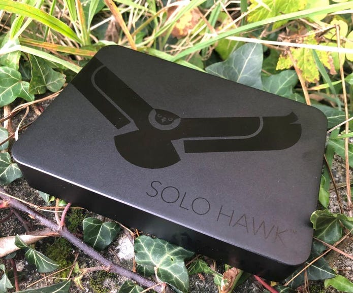 ioSafe Solo Hawk