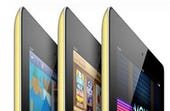 What an iPad 5 with gold finish might look like