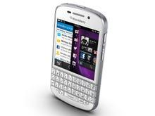 BlackBerry's Qwerty Q10 gets Skype, WhatsApp